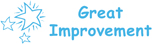 35162 - Great Improvement Teacher Stamp